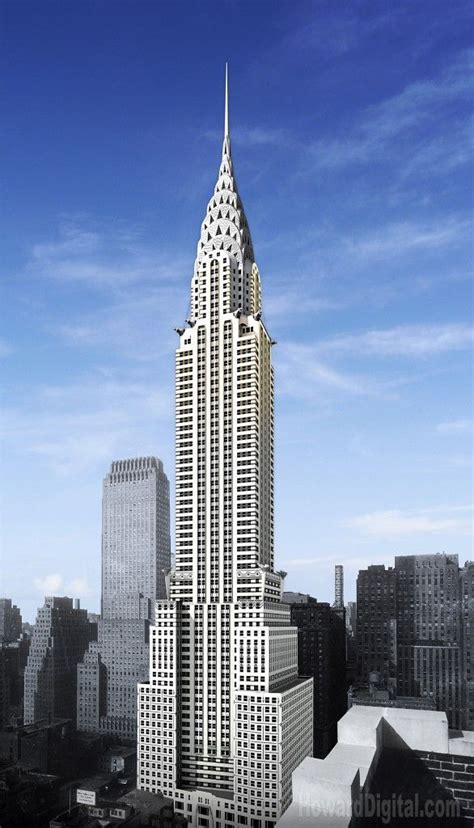 nyc chrysler building architecture