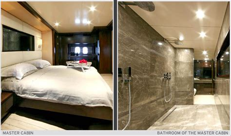 electra superyacht master cabins bathroom yacht infinity yacht charter details cobra yachting and