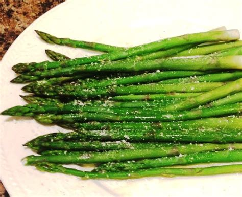steamed asparagus recipe foodpinup