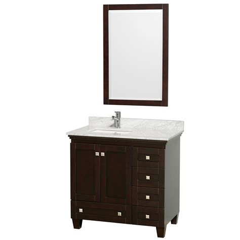 wyndham collection wcv800036sescmunsm24 acclaim 36 inch