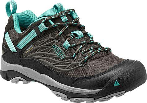keen womens hiking shoes keen s saltzman wp hiking shoes fontana sports