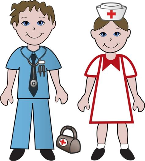 doctor clipart free clip of doctors and nurses clip and nurses