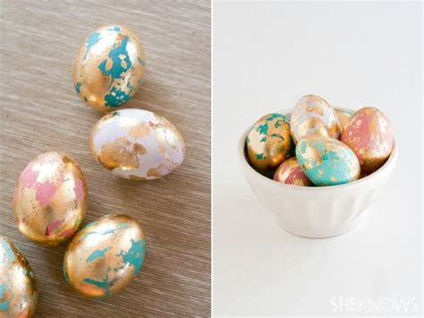 Handmade Easter Eggs - 80 creative and easter egg decorating and craft ideas