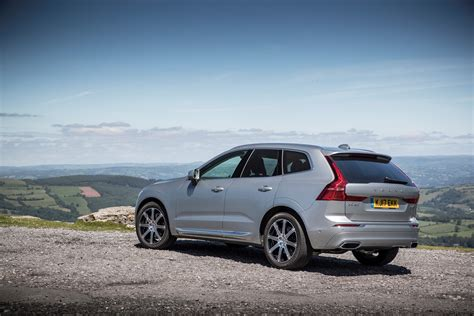 volvo range volvo xc60 t8 goes up to 421 ps after polestar tune