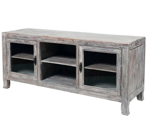 rustic tv stand 35 supurb reclaimed wood tv stands media consoles