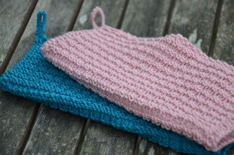knit washcloth 20 free knit dishcloth patterns