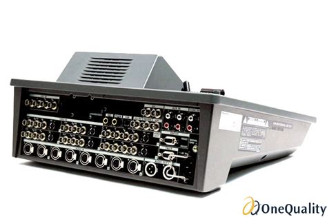 V Audio Panasonic by Panasonic Ag Mx70 Digital Audio Av Mixer Used Ag Mx70