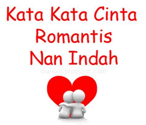 kata kata cinta romantis nan indah