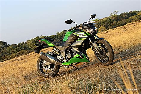 2015 Kawasaki Z 250 kawasaki z250 review shifting gears