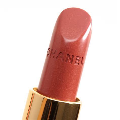 Chanel Lipstick Types chanel inspiree eblouissante lipsticks reviews photos swatches