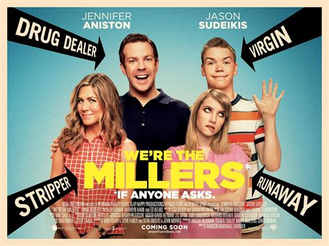 We Re The Millers Also Search For We Re The Millers Sequel Is Happening Writers Hired The Source