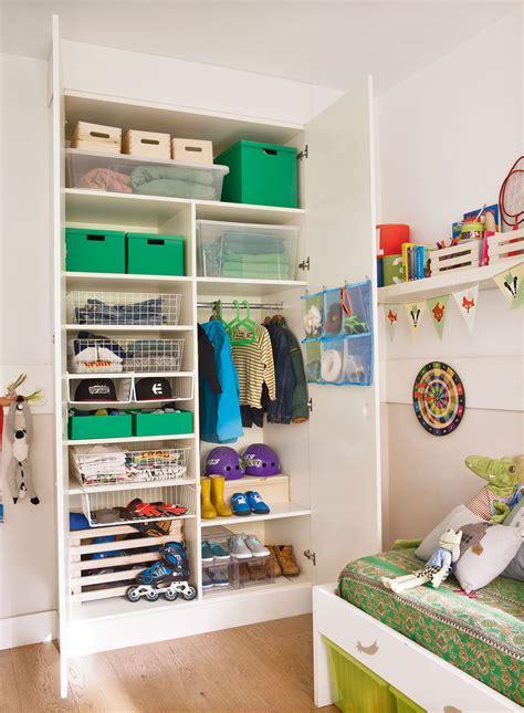 armario habitacion infantil armario habitaci 243 n infantil en orden dormitorio ni 241 os