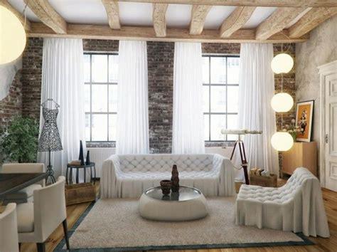 Landhaus Wohnzimmer 3803 by 70 Ideen F 252 R Wandgestaltung Beispiele Wie Sie Den Raum