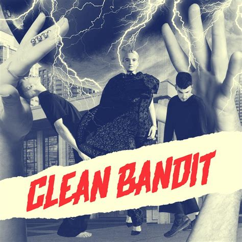 download mp3 album clean bandit now we really do have tears on our pillow neil has left
