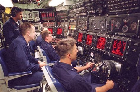 Nuclear Submarine Interior by U S Navy Nuclear Submarine Ssbn And Ssn Images