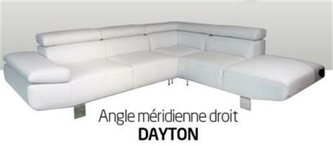 trouver canape d angle dayton