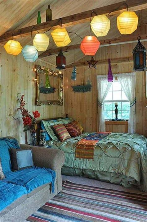 35 Charming Boho Chic Bedroom Decorating Ideas Amazing Bohemian Style Bedroom Decor