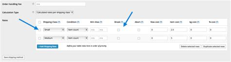 what is table rate shipping table rate shipping woocommerce docs
