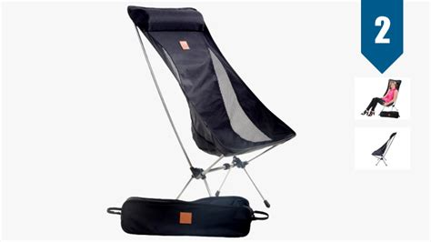 Lightweight Lounge Chair by The 5 Best Lightweight Backpacking Chairs Of 2017