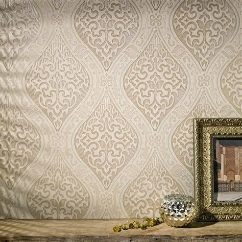 cream and brown pattern wallpaper master bedroom inspiration board love create celebrate