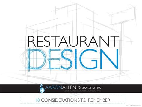 restaurant layout considerations restaurant design 18 considerations to remember