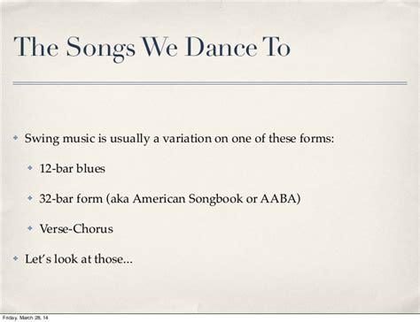 swing definition music structural musicality in swing dancing