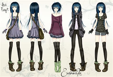 O Anime Clothing by Cool Anime Clothes Ideas Www Imgkid The Image Kid