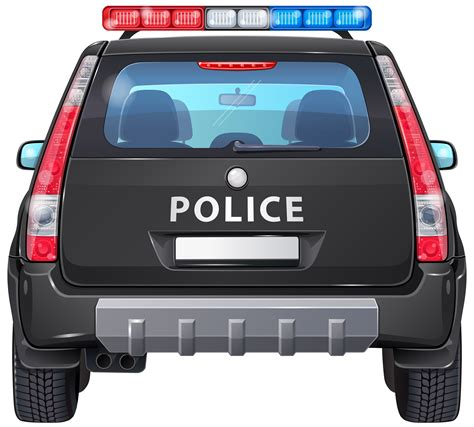 pixel car transparent police car back png clip art image gallery yopriceville