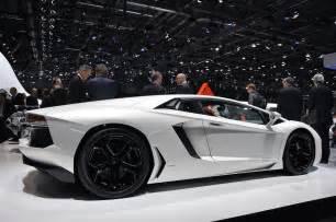 How Much Is A Lamborghini Aventador Lp700 4 Official Lamborghini Aventador Lp 700 4 Picture And
