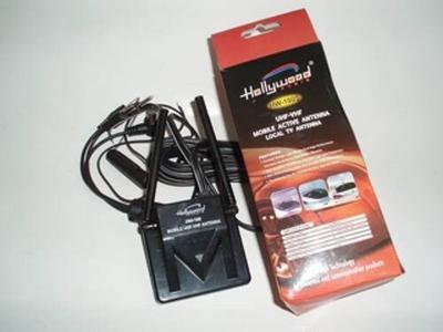 Antena Tv Mobil Model Booster jual beli jual antena indoor outdoor model booster merk
