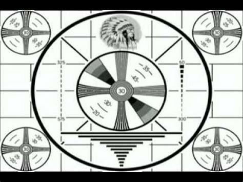 tv test pattern watch indian head tv test pattern youtube
