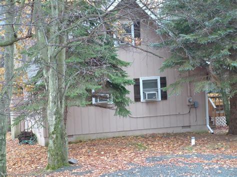 Pocono Cabin For Sale by Sale Pending Chalet Arrowhead Lake