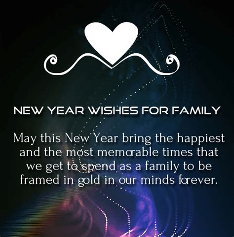 50 new year 2018 wishes greetings for family members