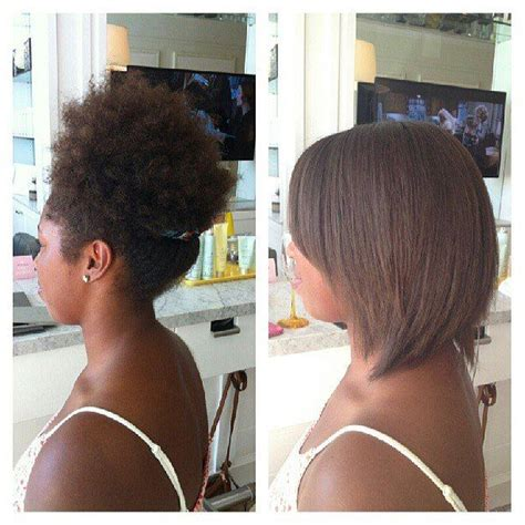hairstyles for short blowed out natural hair best 25 natural hair blowout ideas on pinterest blowout