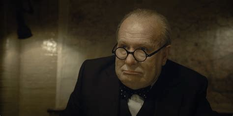 darkest hour churchill gary oldman as winston churchill darkest hour hypebeast