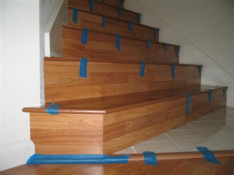 How To Install Laminate Flooring On Stairs by Easy How To Install Laminate Flooring On Stairs Tips And