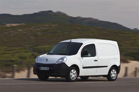 renault van kangoo renault kangoo ze electric van coming to oz photos 1 of 3