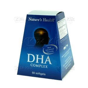 Nature S Health Dha Complex 500 Mg by Jual Beli Asam Lemak Nature Health Dha Complex