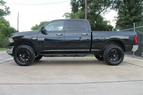 Upgraded 2017 Dodge Ram 1500 BIG HORN lifted for sale