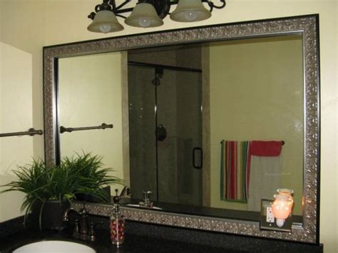 stick on bathroom mirrors bathroom mirror frames bathroom and sticks on pinterest