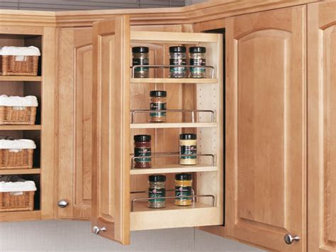 roll out spice racks for kitchen cabinets coral kitchen accessories kitchen cabinet organizers pull