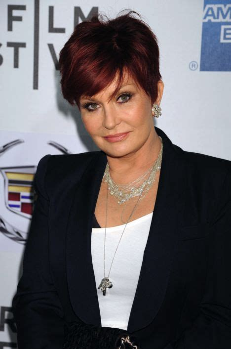 sharons new hair colour eastenders sharon osbourne shows off new cut and colour my style