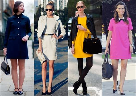 dress sneakers for work how and what to wear a shift mini dress 2013 trend