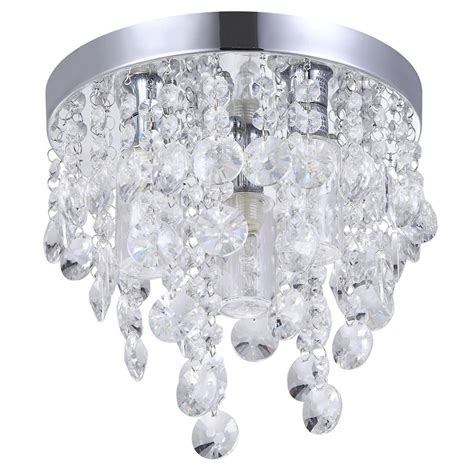 crystal bathroom ceiling light crystal bathroom ceiling light my web value