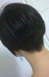 picture of womand hair tapered in back hairxstatic short back bobbed gallery 6 of 6