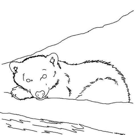 coloring pages sleeping bears 90 cartoon wolverine coloring page click the cartoon