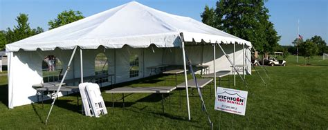charlotte tent and awning michigan tent and party rentals