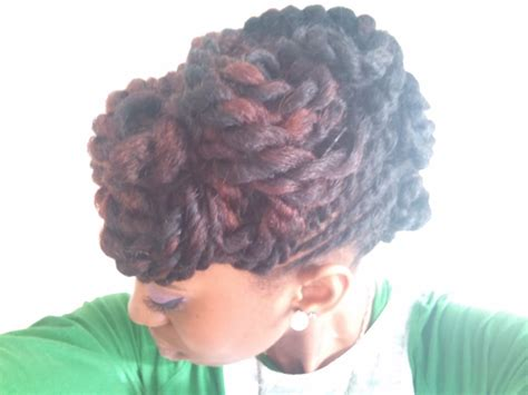 Updo Hairstyles Natural Hair | don t get it twisted natural hair updo curlynikki