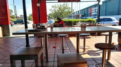 mcdonalds villawood ii cafe   woodville