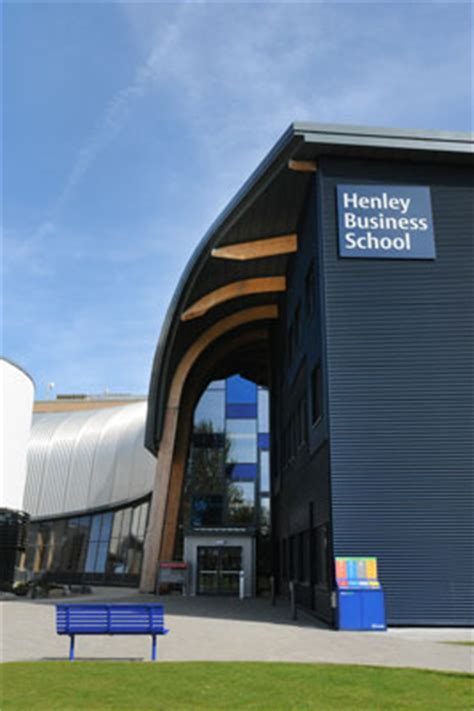 Henley School Of Business Mba by New Henley Business School 2 Of Reading